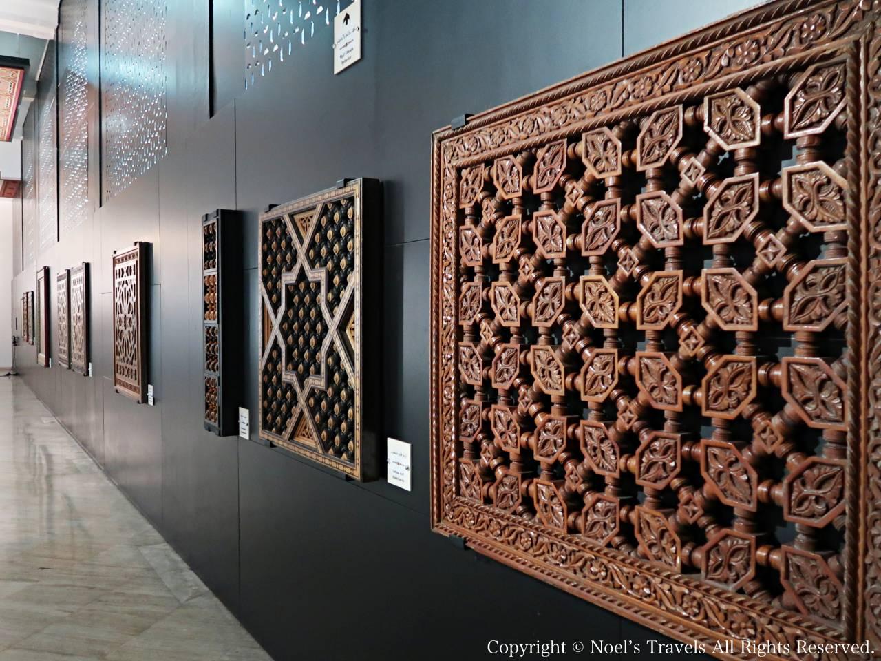 ハッサン2世モスクの博物館