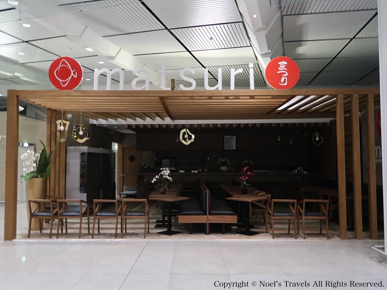 カサブランカ空港の日本食レストラン