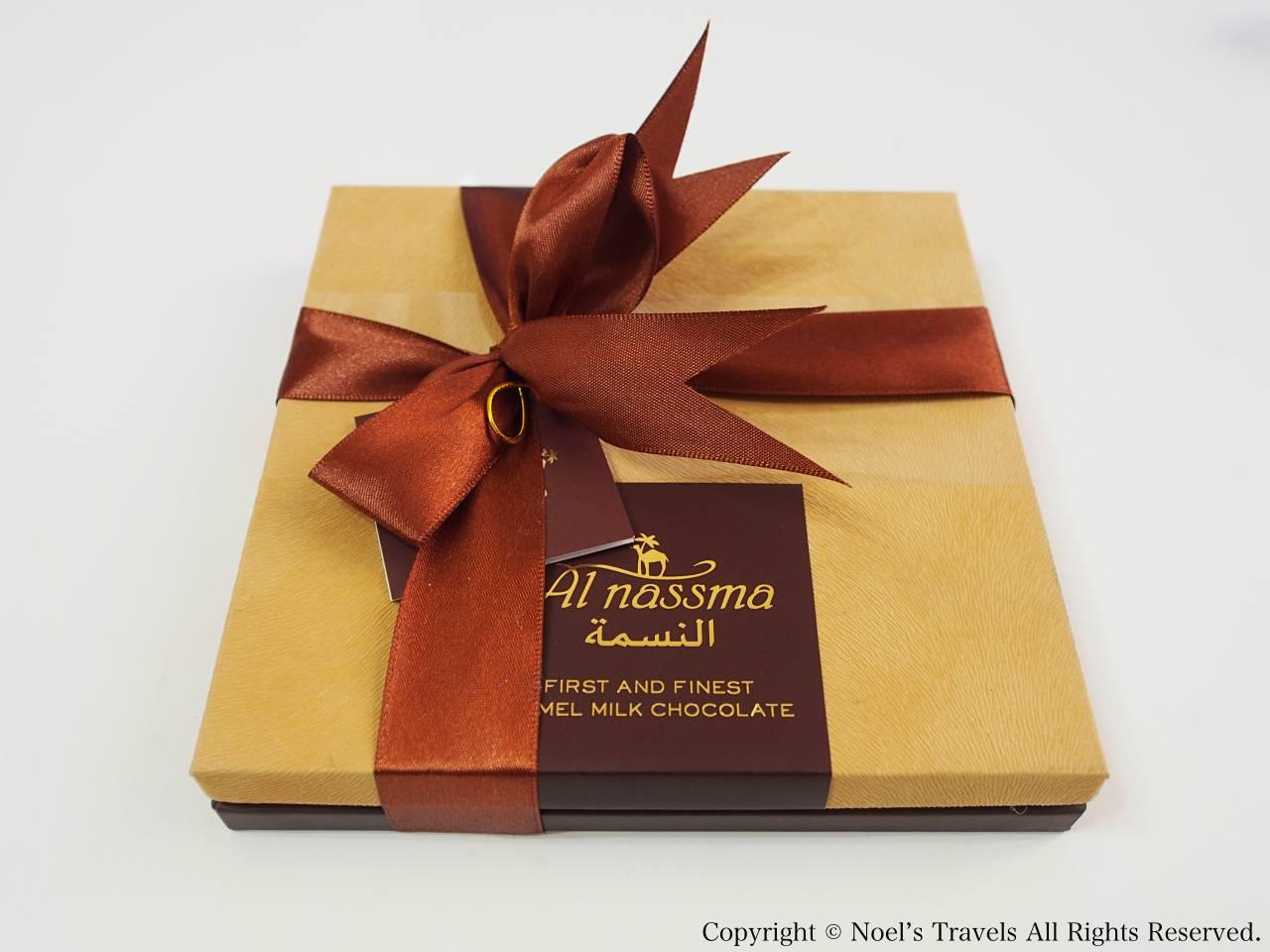 モロッコのチョコレート