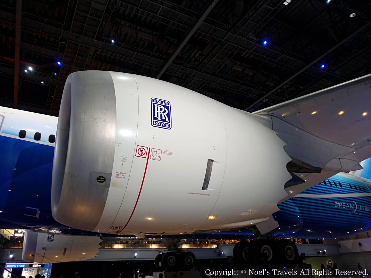 ボーイング787のエンジン (フライトオブドリームズ)