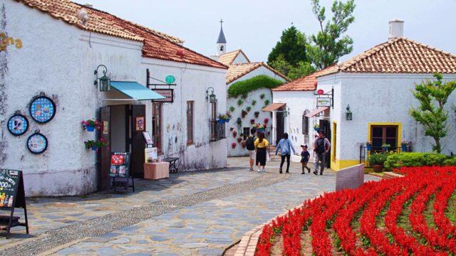 志摩スペイン村