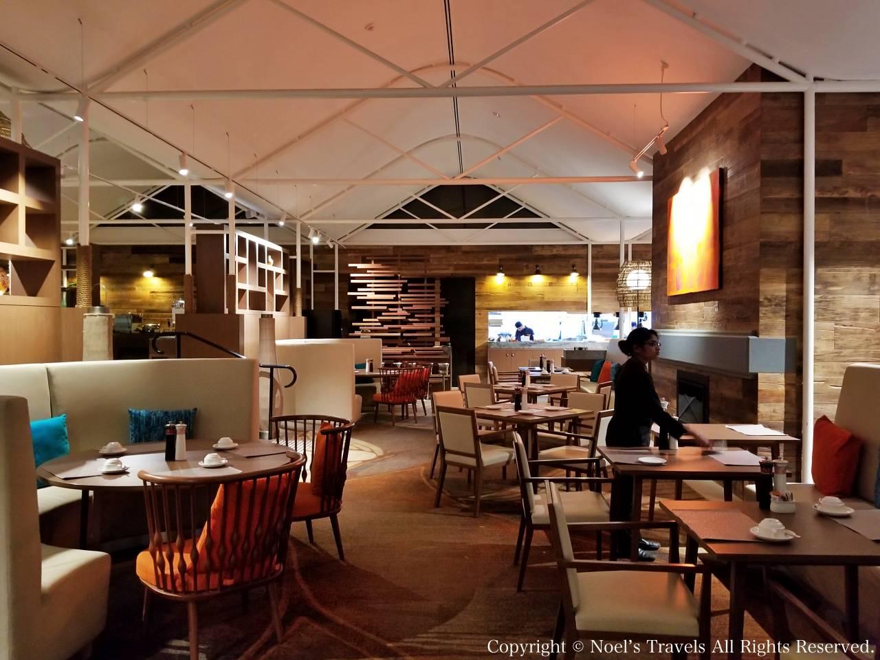 エアーズロックリゾートのレストラン